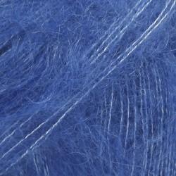 DROPS KID SILK 21 Bleu Cobalt